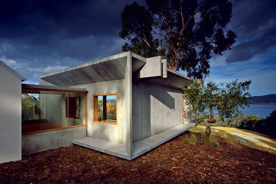 Na návšteve v tasmánskom dome z tehly