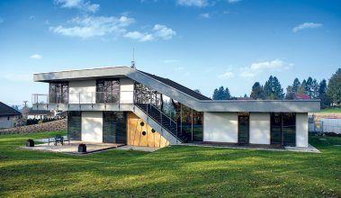 S dôverou v architekta