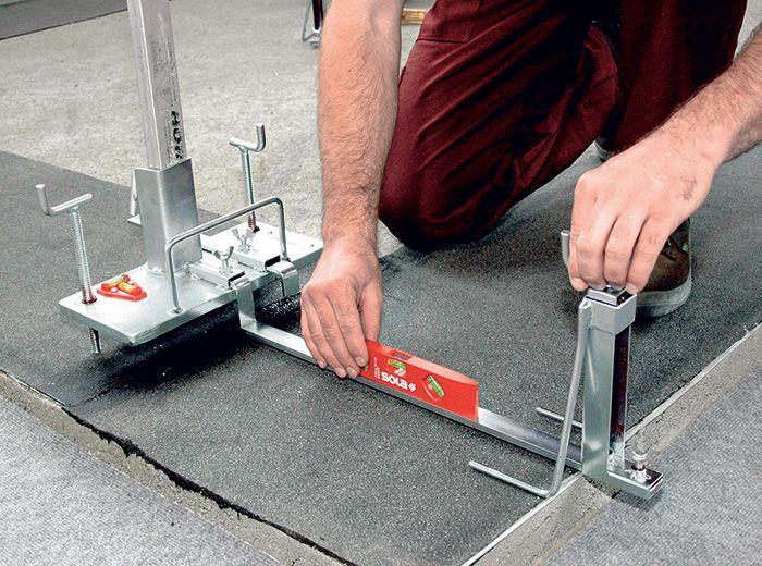Práca s nivelačným prístrojom