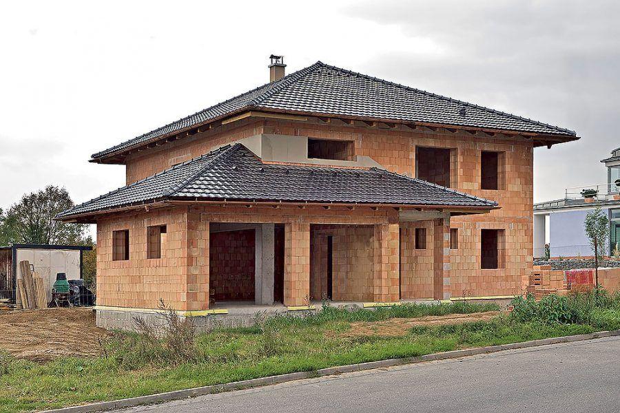 Výstavba z tehly – cesta k úsporám