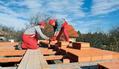Montovaný stropný systém – montážny postup