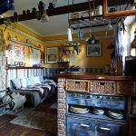 kuchyňa v chalupe