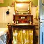 kúpeľňa v chalupe
