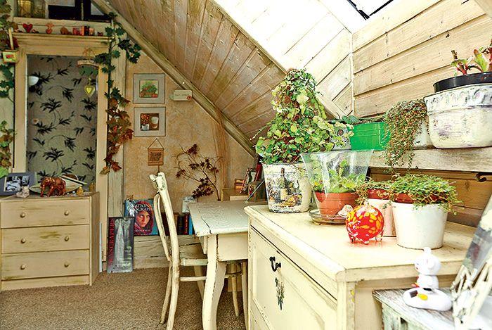 Inšpiratívne podkrovie tehlového domu