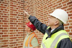 Stavebný dozor na stavbe rodinného domu z tehly