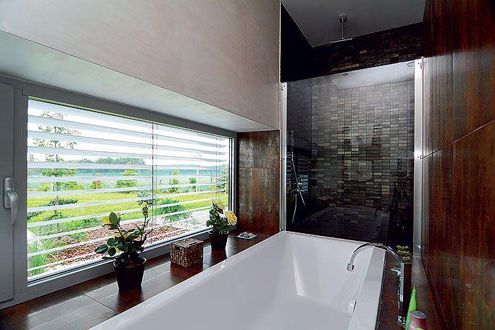 Tešia sa, že majú okná aj na toaletách a v kúpeľniach.