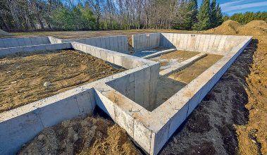 Základy tehlového domu