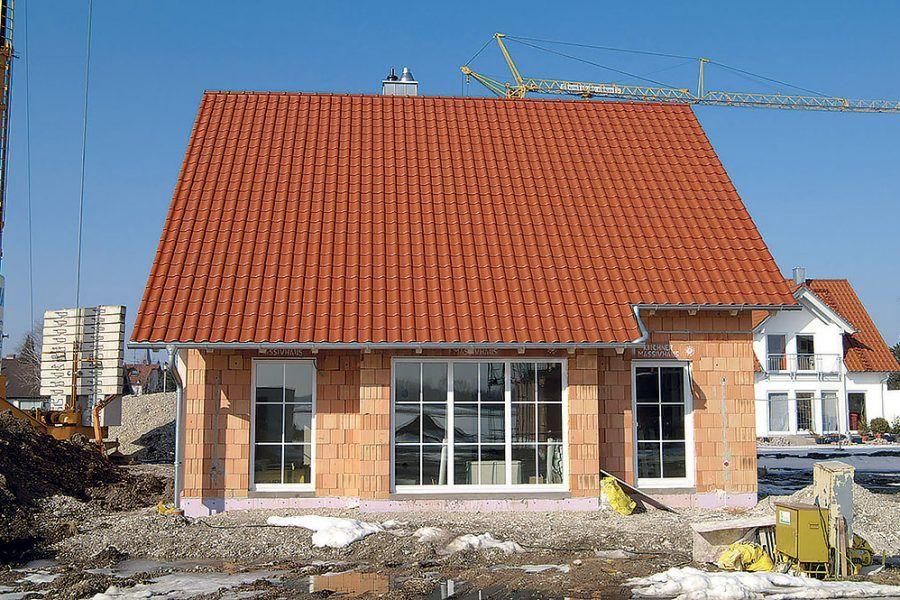Materiál na výstavbu nízkoenergetického domu