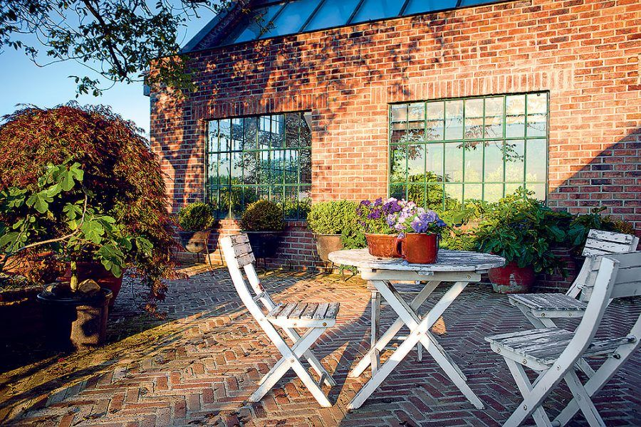 Záhrada s vôňou anglickej nostalgie
