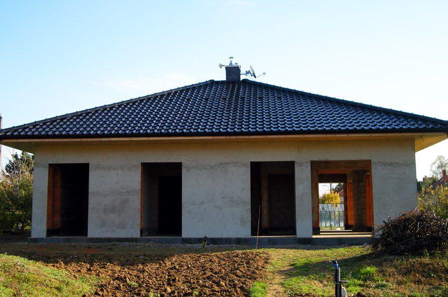 Ako si sami postavili dom