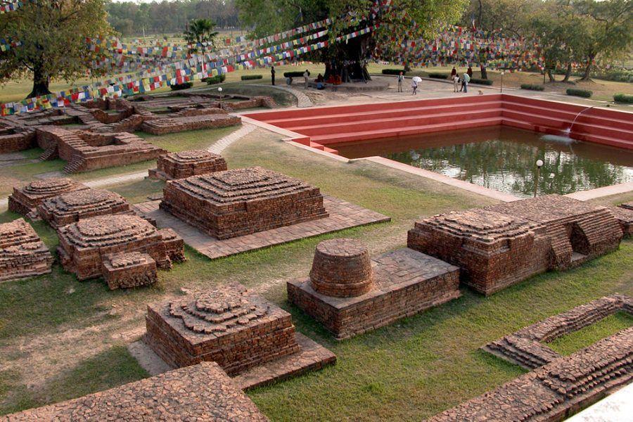 Tehlové poklady sveta: Lumbini – rodisko Budhu