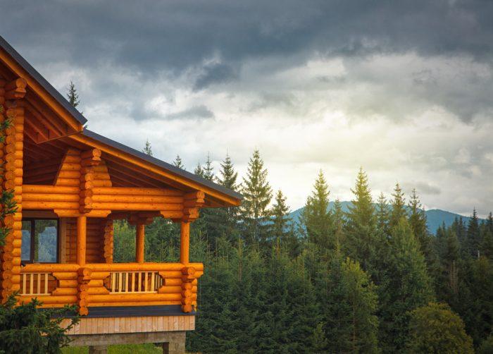 chata hory