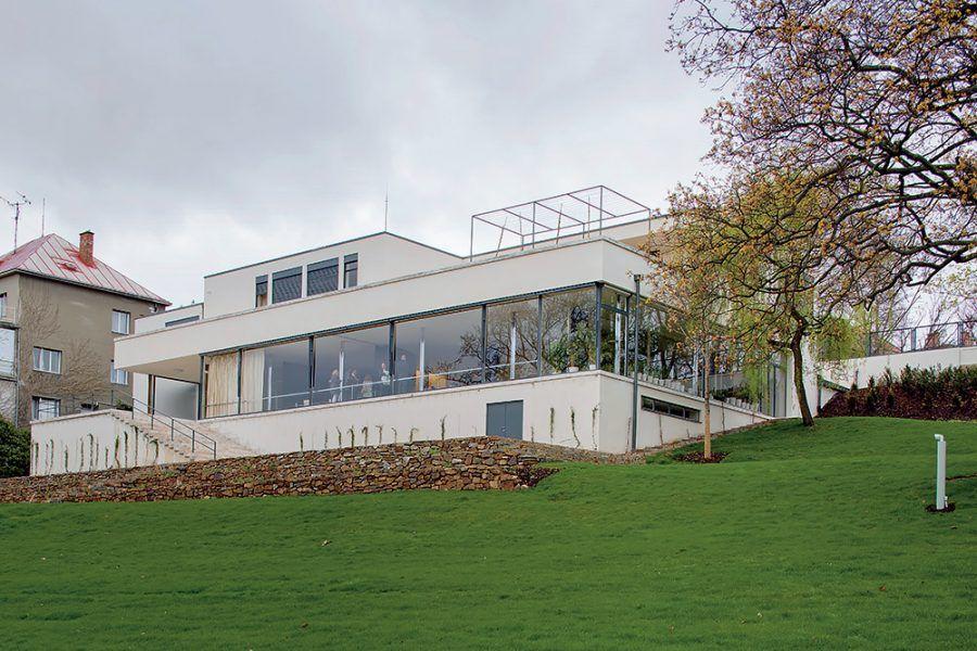 Vila Tugendhat – klenot modernej architektúry