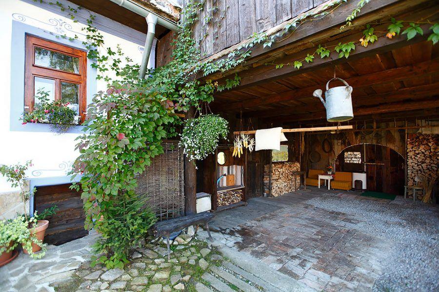 Zo stodoly vytvorili charizmatické víkendové bývanie