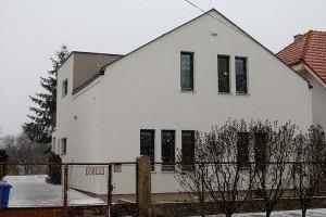 Pohľad na dom od ulice