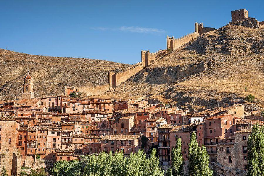 Tehlové kostoly v španielskom Teruel