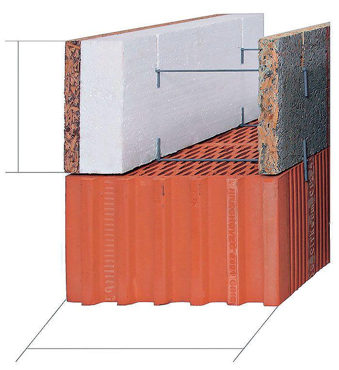 Debnenie vencov bez stropnej konštrukcie s tepelnou izoláciou