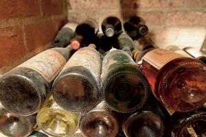 """""""Registrovaní sme tu štyria vinári, chodíme po výstavách, ochutnávame, kúpime si archívne vína do svojich privátnych vinoték. Do jedného vymurovaného boxu uložím 77 fliaš. Nikto z nás si domov nekúpi viac ako 70 fliaš vína z jednej odrody. Má to logiku. Nevieme presne, ako víno chutí, ako bude ďalej pracovať, ako dlho vydrží vo fľaši. Víno získava na chuti a aróme starnutím, potom dovŕši zenit a ide dole... Ak je víno skutočne dobré, oplatí sa kúpiť dvanásť fliaš a každý rok postupne otvoriť jednu; takto zistím, či víno neodchádza. Ak áno, treba ho jednoducho vypiť. Je však zaujímavé, že výnimočne sa aj zlomené víno obráti na dobré."""" Najstaršie víno, čo tu majú, je rizling vlašský z roku 1971."""