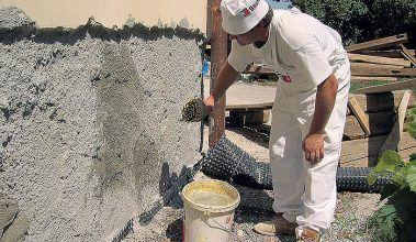 Dodatočné zhotovenie hydroizolácie domu