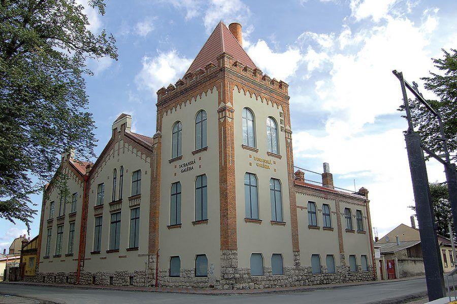 Elektráreň Tatranskej galérie v Poprade