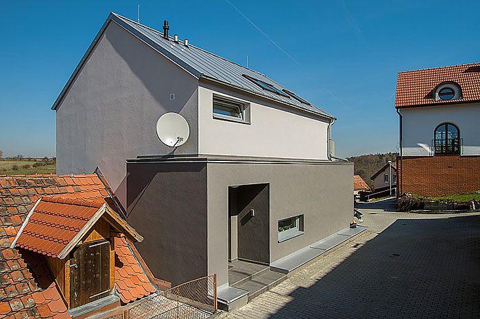 Dvojgeneračný dom na pozemku s plochou 127 m2
