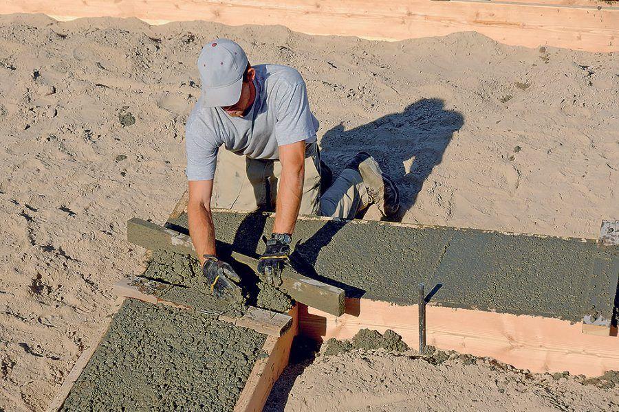 Dobré rady pri betonáži