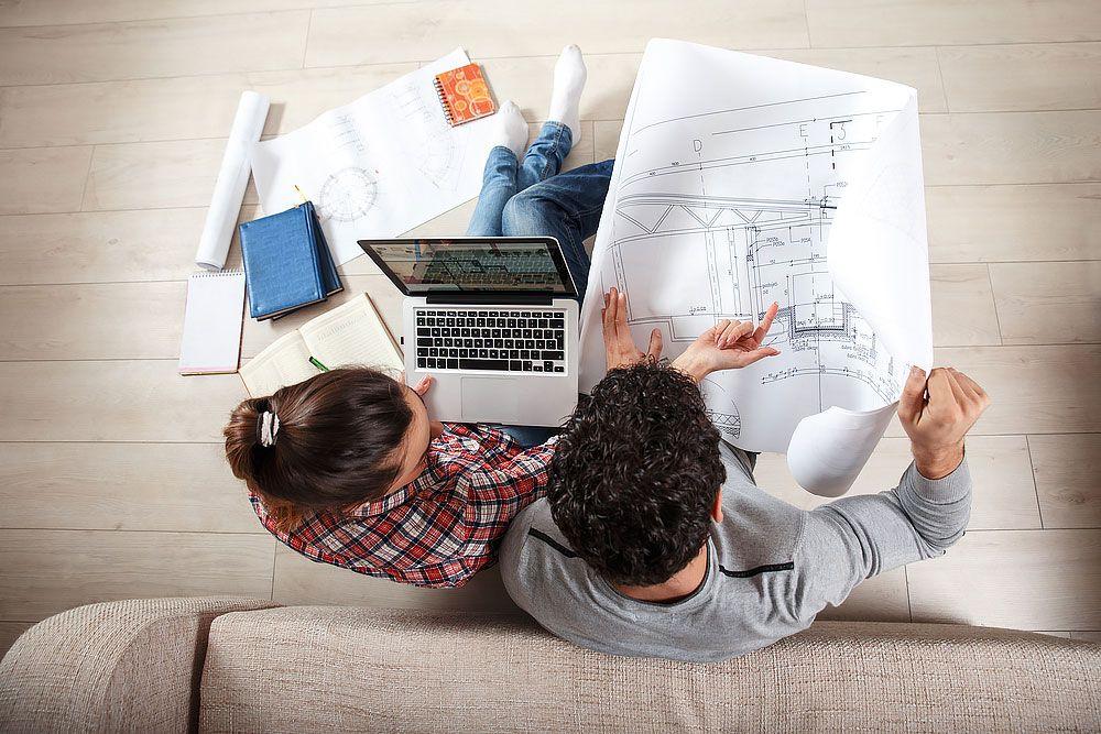 plánovanie stavby domu