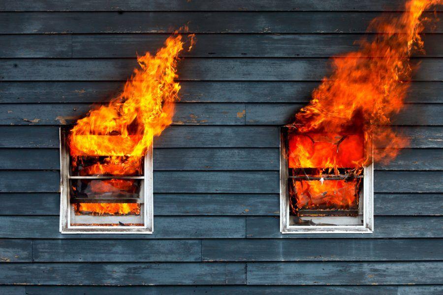 Požiarna odolnosť domu z tehál