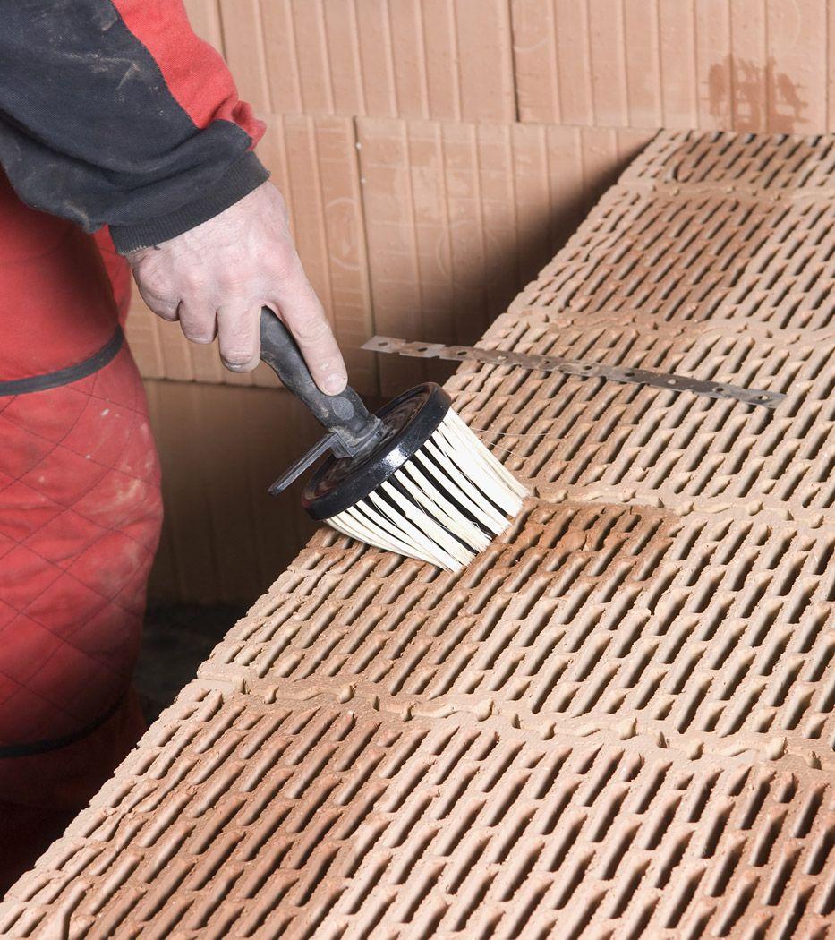vlhcenie keramickych tehal