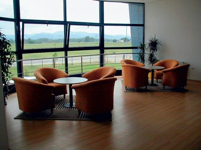 Interiér budovy spoločnosti Branson v Novom Meste nad Váhom