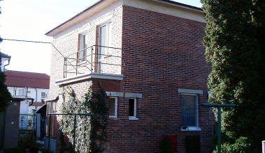 Baťove domy v Partizánskom