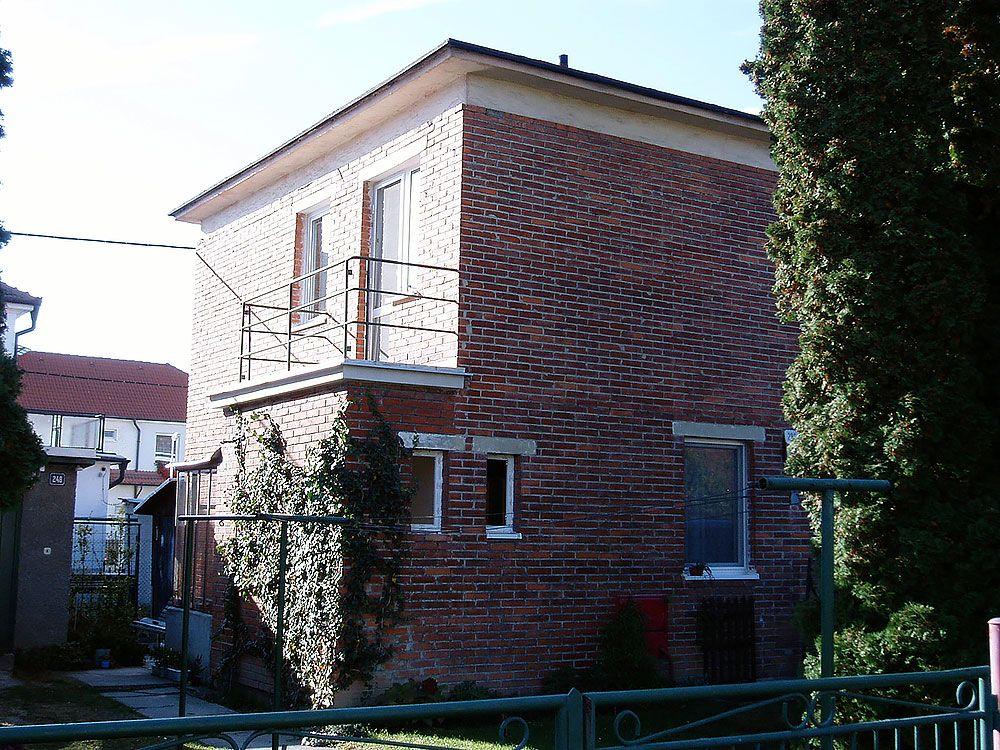 Baťove domy Partizánske