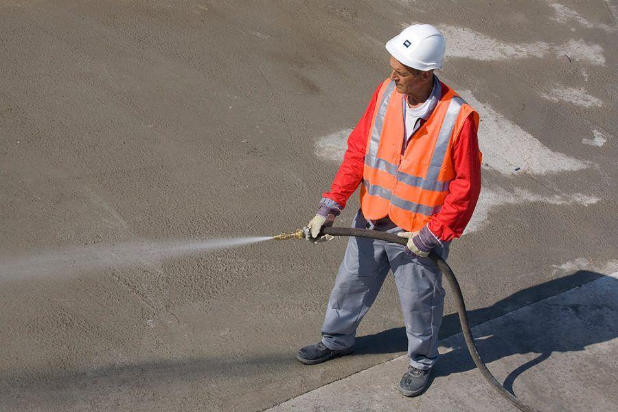 Ako pripraviť betón na stavbe