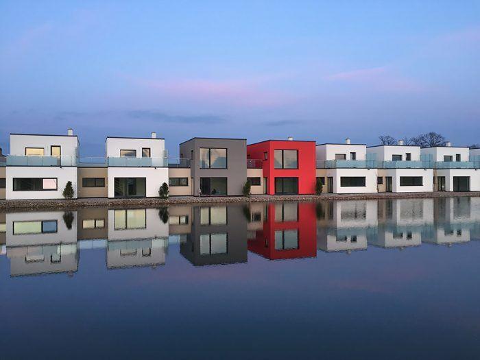 Niektoré domy z tehlového systému nie je potrebné zatepľovať, a pritom spĺňajú všetky požiadavky moderného, lacného a zdravého bývania.