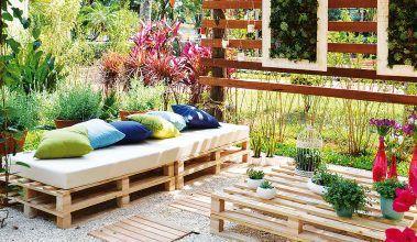 Recyklovaná záhrada