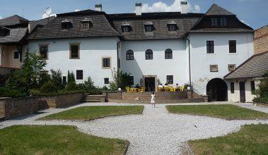 Záhrada Koplipngovho domu v Spišskej Kapitule