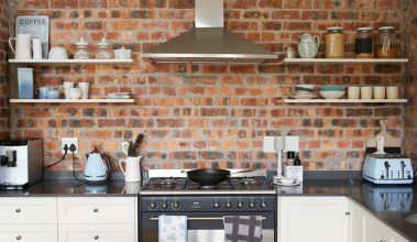 Kuchynská zástena ako dizajnový prvok