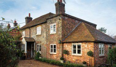 Dom v anglickom grófstve