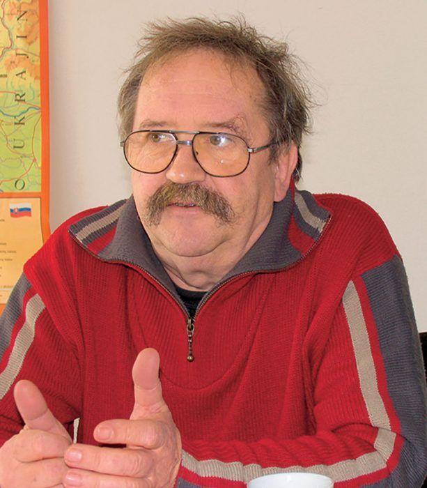 Ing. arch. Marián Vaculík