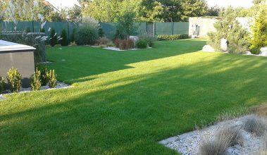 Záhrada zelenšia ako iné