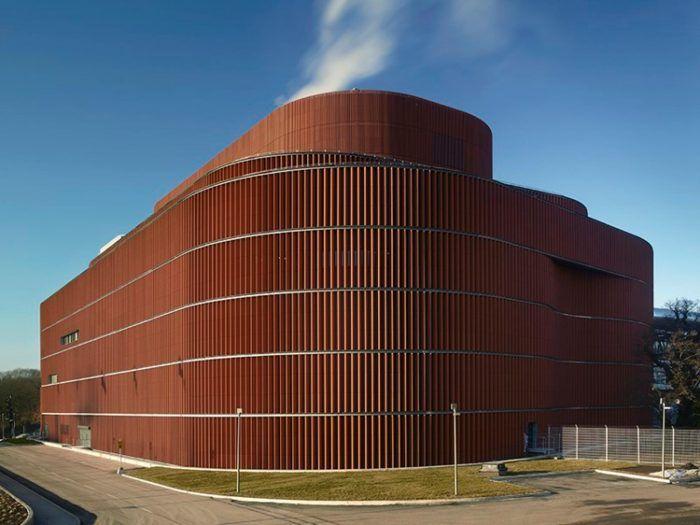 """Värtan Bioenergy CHP Plant – víťaz kategórie """"Inovatívne prístupy v stavebníctve"""""""