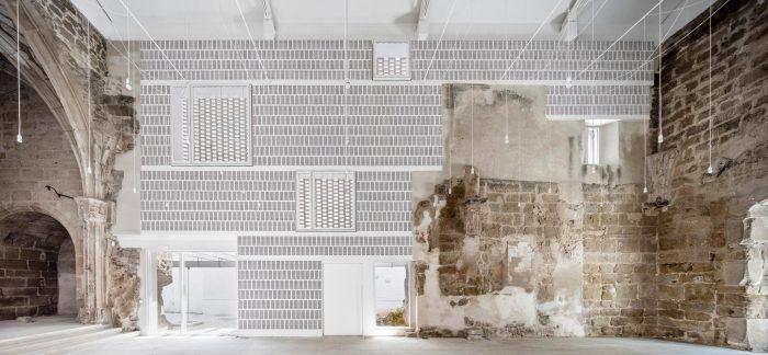 """Revitalizácia starého kostola Vilanova de la Barca – špeciálna cena z kategórie """"Inovatívne prístupy v stavebníctve"""""""