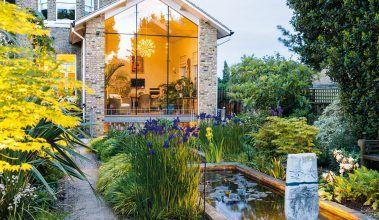 Záhrada inšpirovaná Japonskom