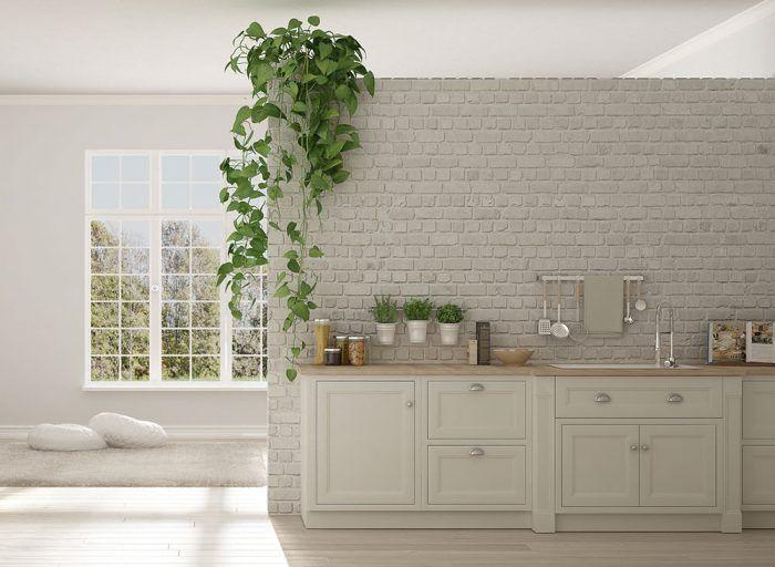 Kuchyňa v romantickom štýle