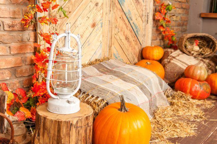 Rustikálny aranžmán v jesennom duchu pre tých, ktorým nesedí uhladenosť a prešpekulovanosť toho predchádzajúceho.