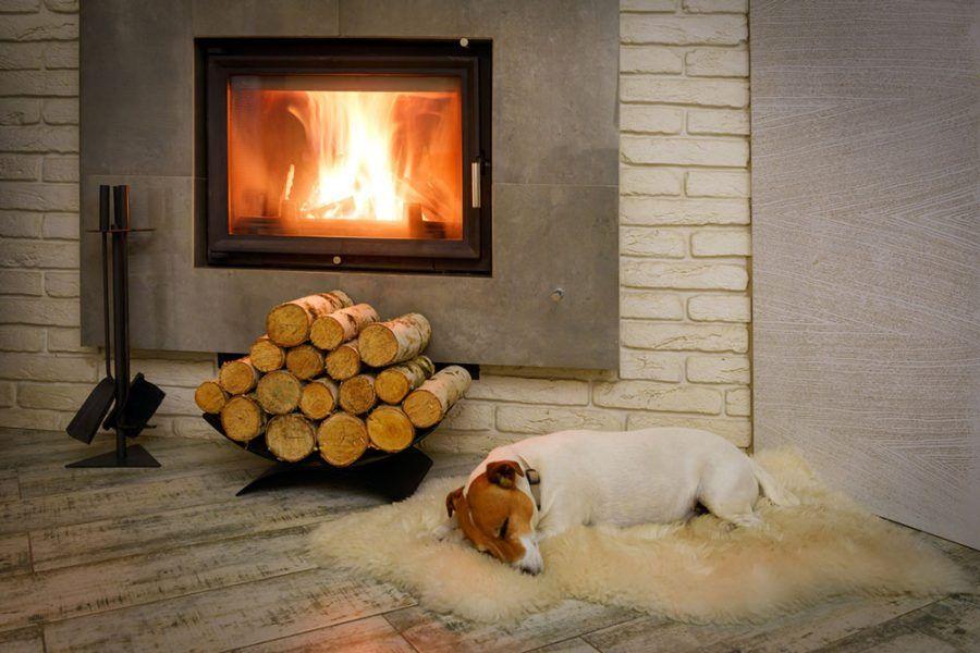 Ako správne kúriť drevom