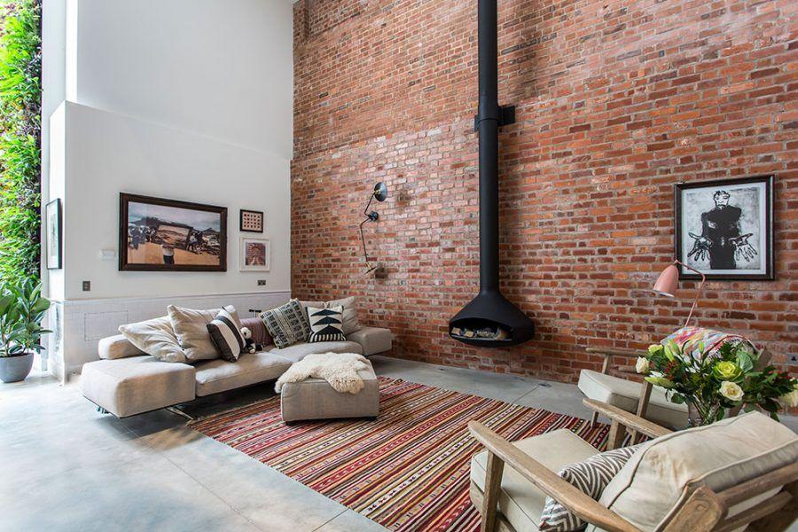 Príjemné bývanie z londýnskej fabriky