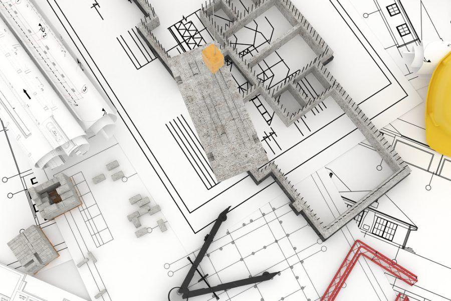 Projekt základov rodinného domu