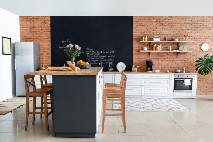 Kuchynský ostrovček ako priestor na stolovanie