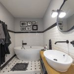 moderná kúpelňa